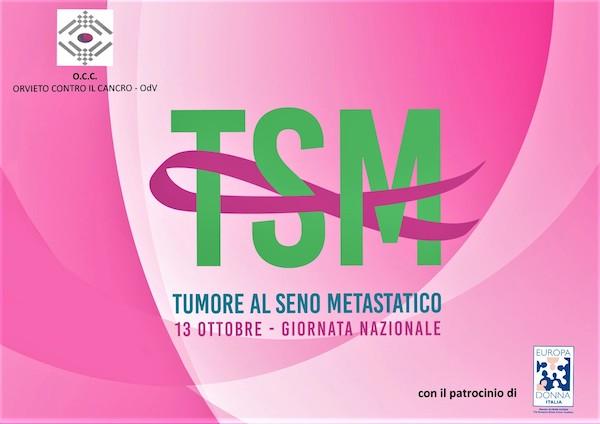 OCC in Piazza Gualterio a sostegno della Giornata Nazionale del Tumore al Seno Metastatico
