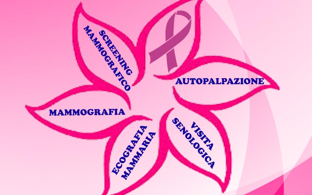 Inizia il mese della prevenzione del tumore al seno