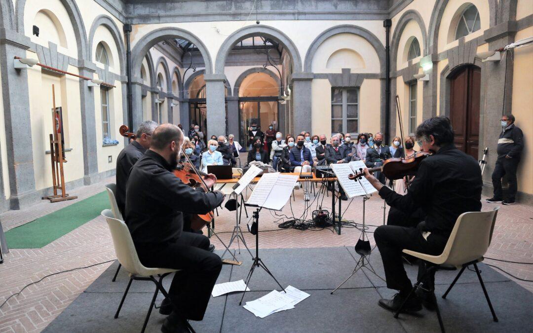 25 anni di OCC. Un incontro per fare il punto sui servizi attivati nell'Orvietano. Targhe di encomio a chi è vicino all'Associazione